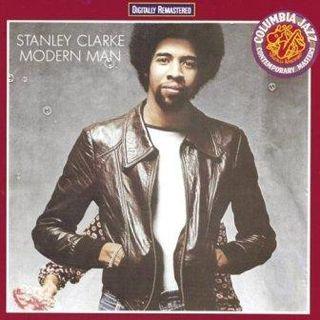 AlbumcoverStanleyClarke-ModernMan