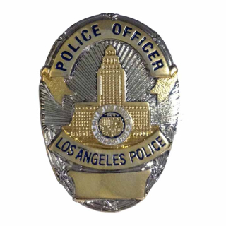 LAPD_Mini_Badge_Police_Officer
